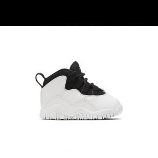 premium selection ecdac 48ef1 100% Authentic Jordan Retro 10 Im Back Toddler Kids Shoe - cheap nike air  max shoes for womens - R0099B