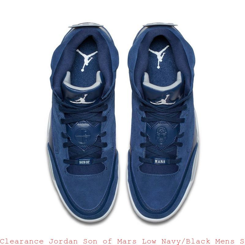 finest selection d145c 96b79 Clearance Jordan Son of Mars Low Navy Black Mens Shoe – cheap nike ...