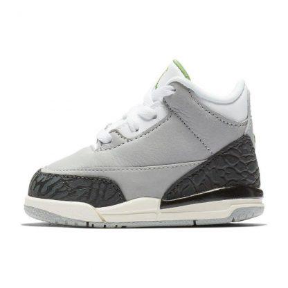 finest selection 3774c 281c0 Original Jordan 3 Retro Chlorophyll Toddler Kids Shoe - cheap real jordans  for sale - R0367