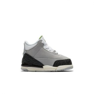 finest selection 103ba 4cb2d Original Jordan 3 Retro Chlorophyll Toddler Kids Shoe - cheap real jordans  for sale - R0367